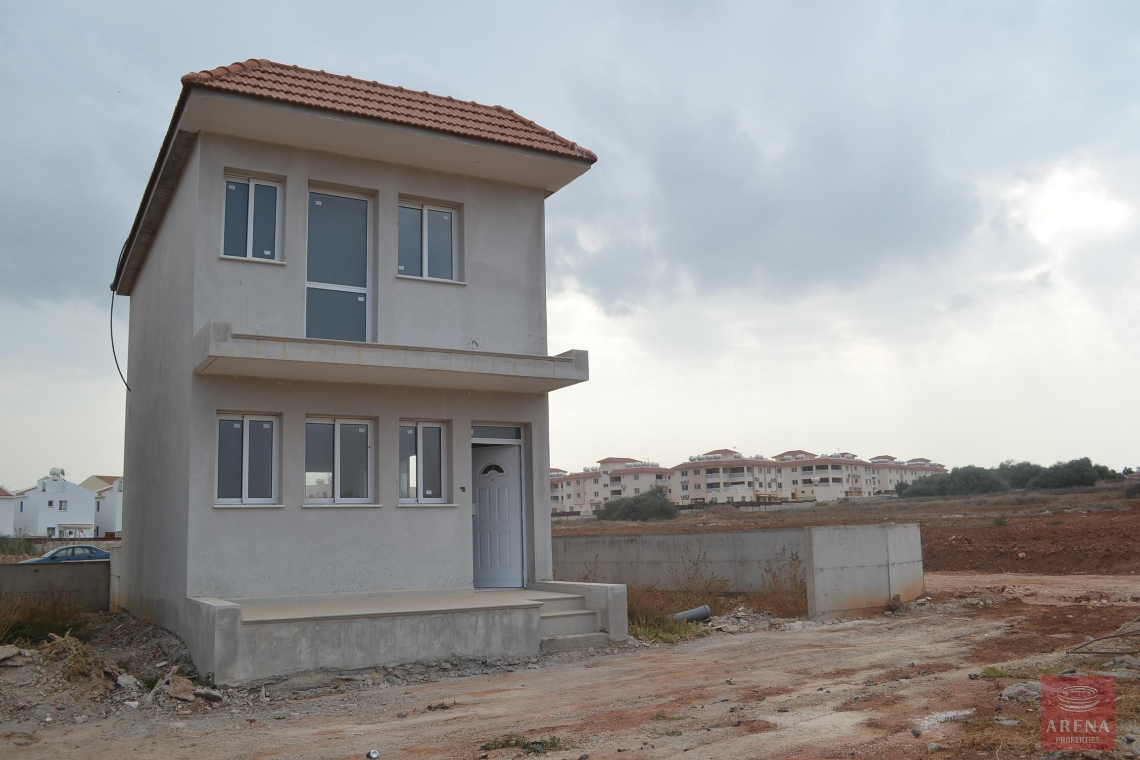 new 2 bed villa in Kapparis