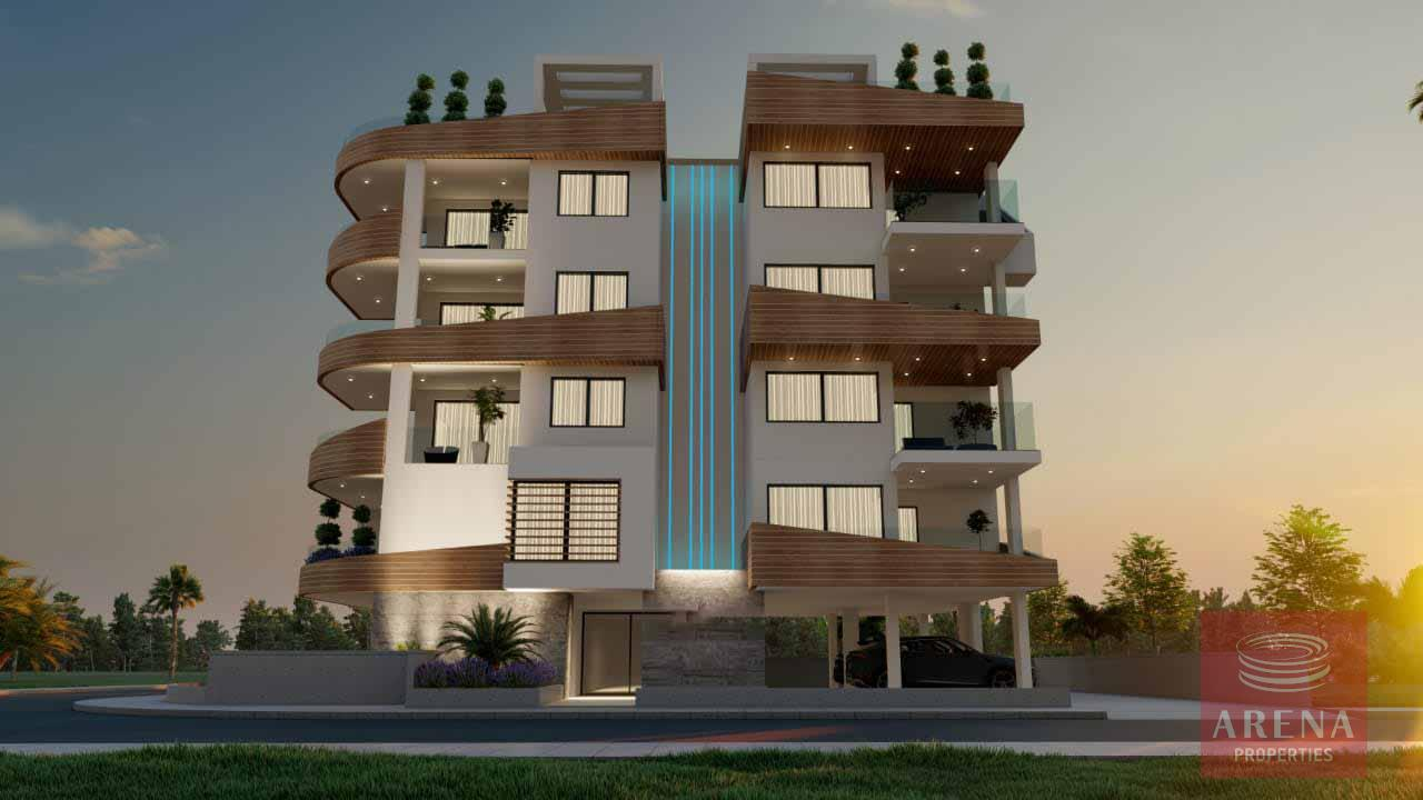 NEW apartments in Larnaca