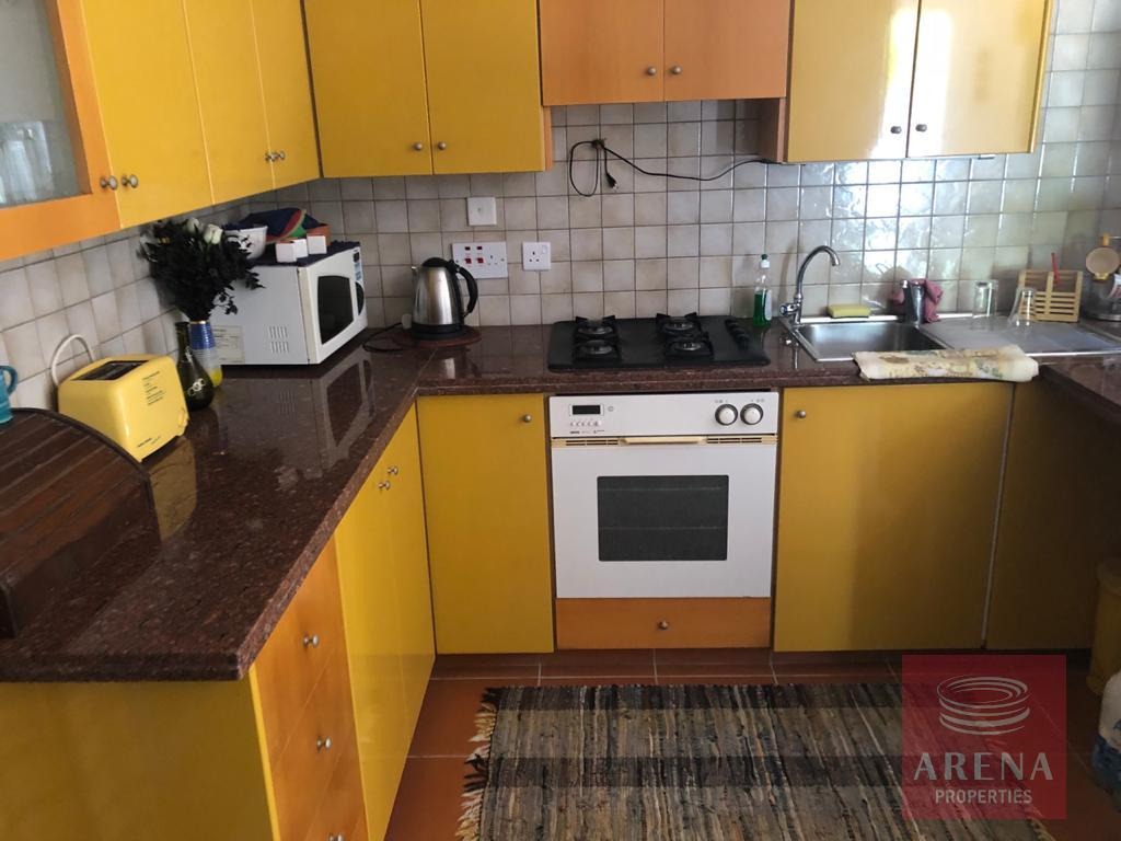 2 bed villa in pervolia - kitchen