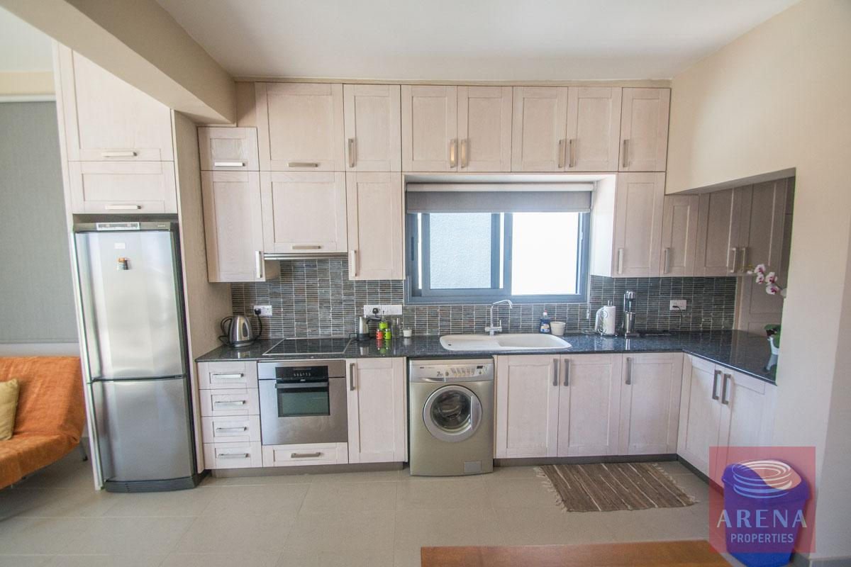 3 bed penthouse in kapparis - kitchen