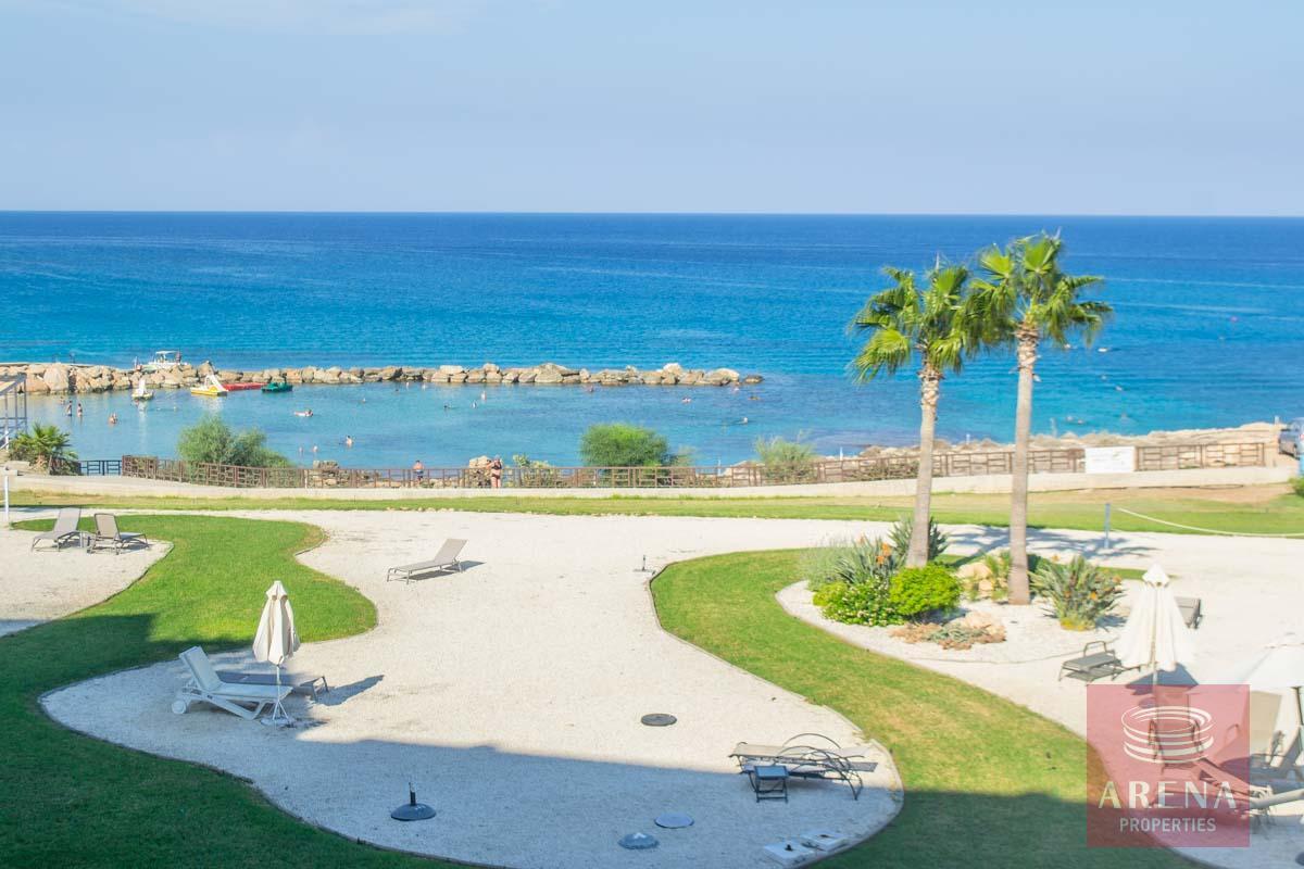 beachfront apartment in Protaras to buy