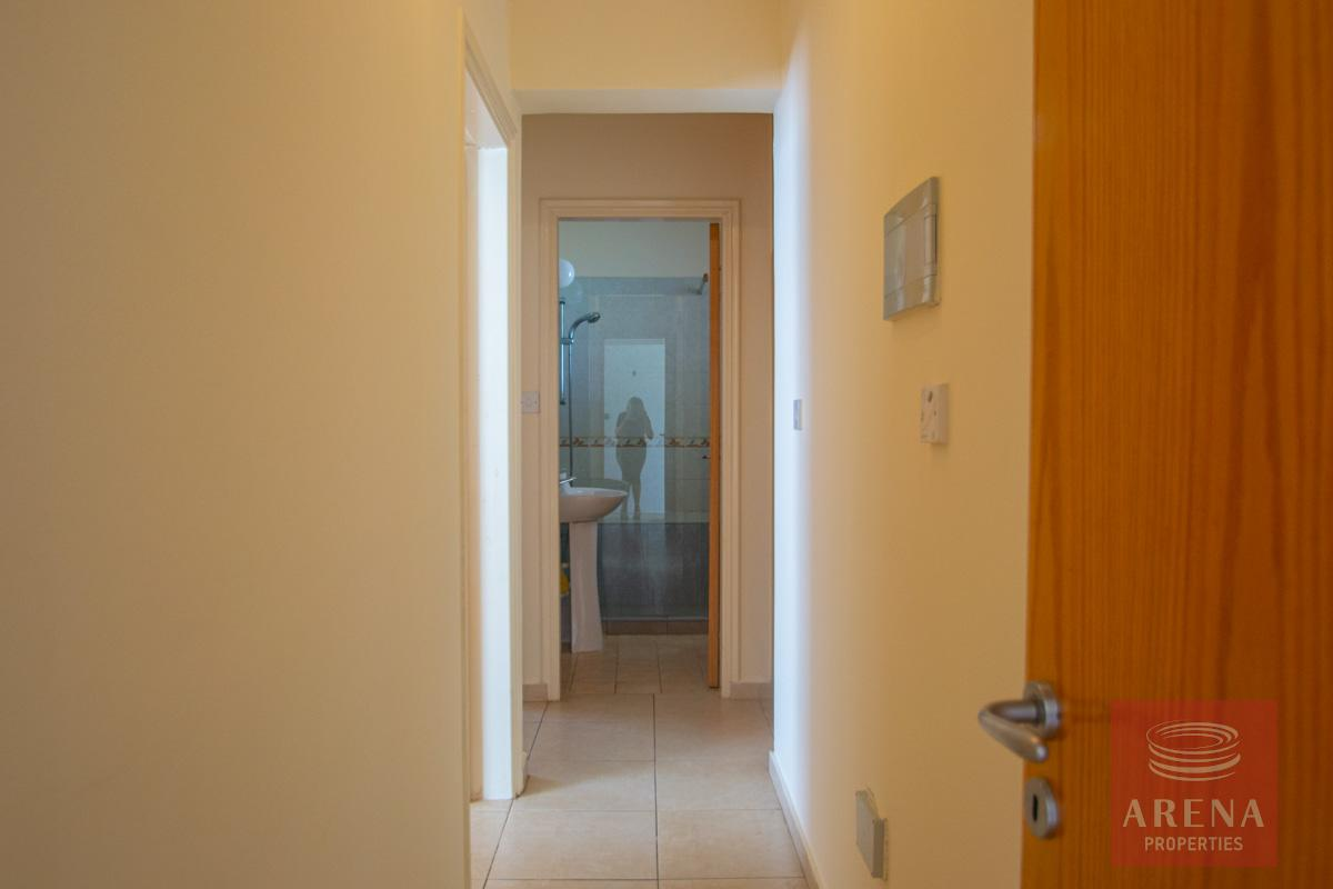 ground floor apt in kapparis - hallway