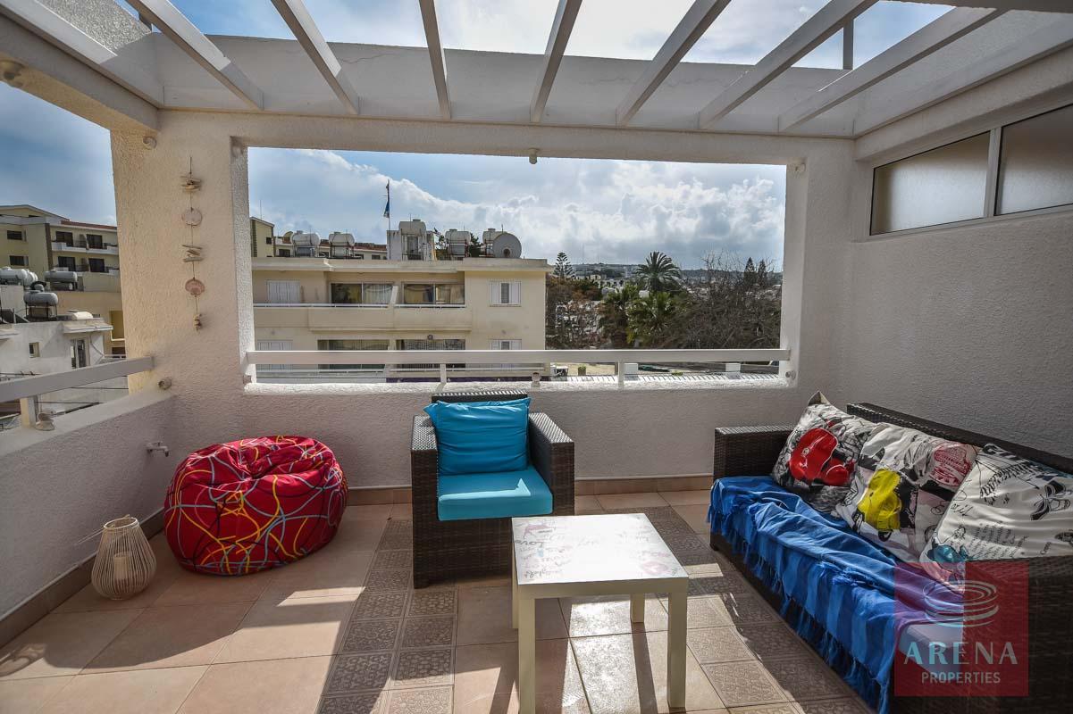2 bed apartment in pernera - balcon