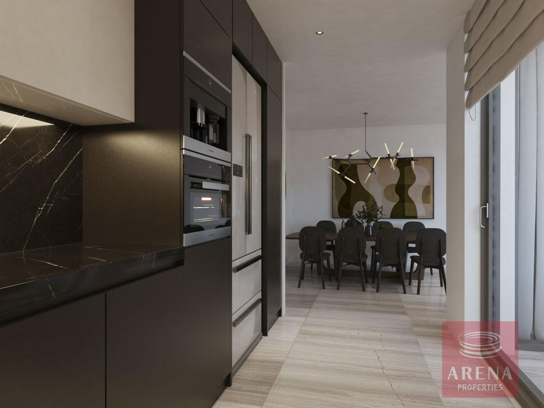 New project in Sotira - kitchen