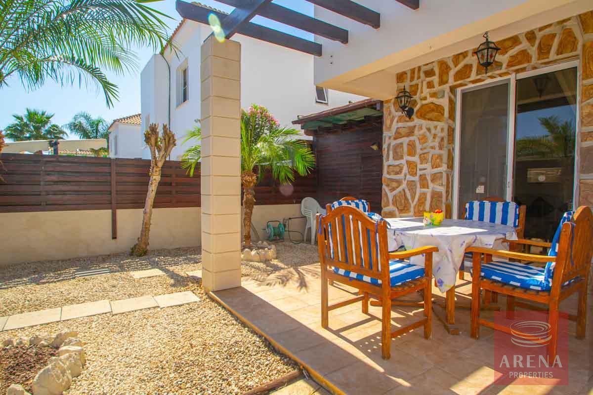Villa in Ayia Thekla for Sale - veranda