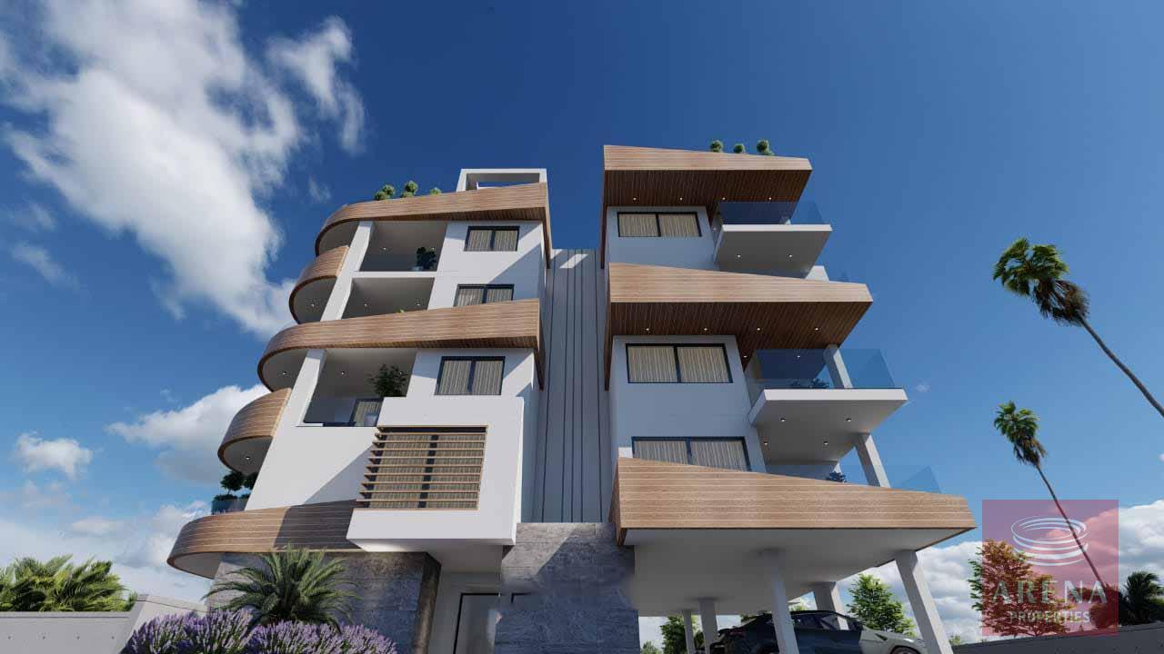 new flat in larnaca