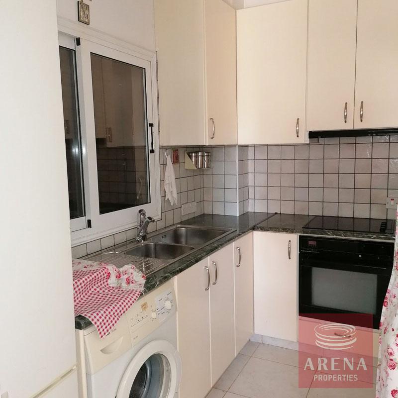 2 bed villa in ayia thekla - kitchen