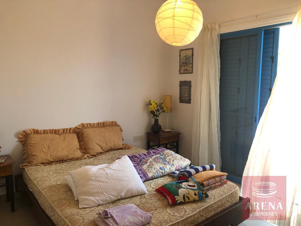 2 bed villa in pervolia - bedroom