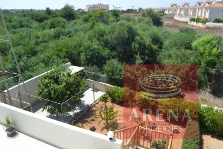 villa in pernera - garden