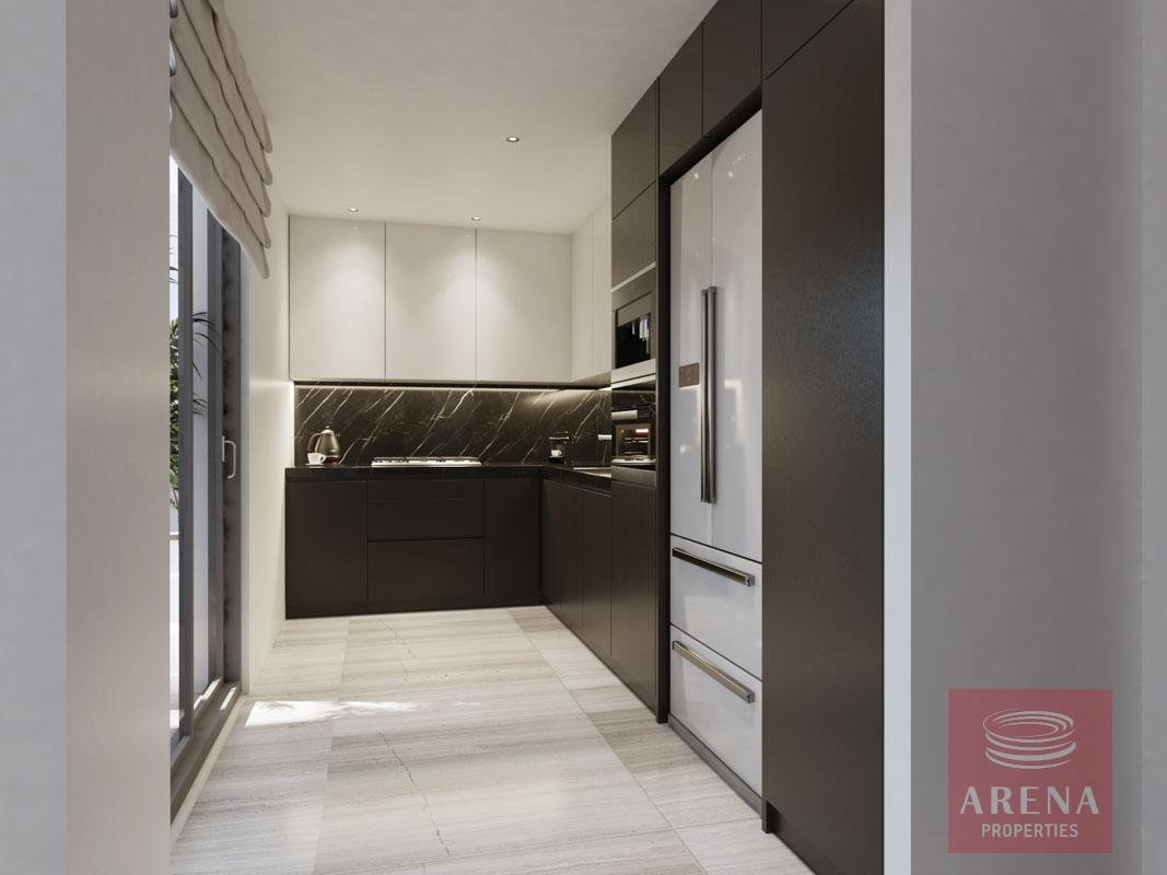 Apartment in Sotira - kitchen