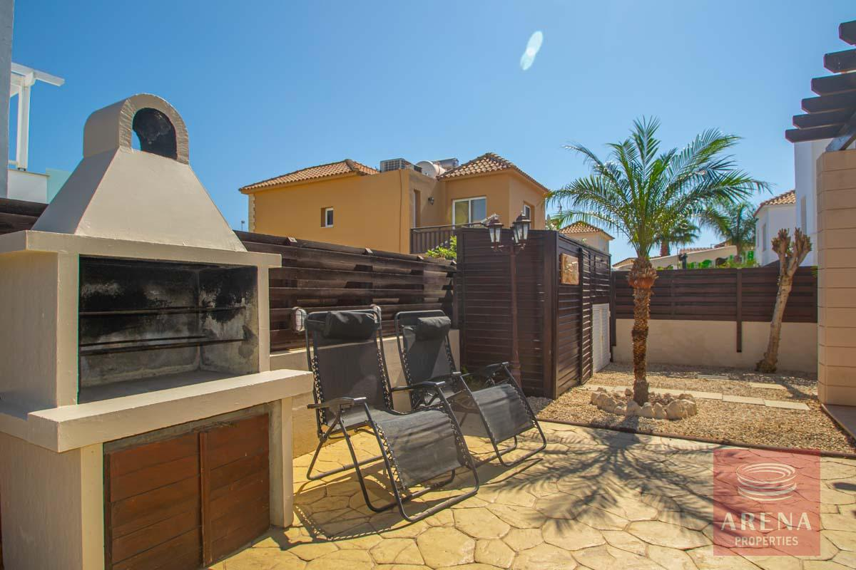 Villa in Ayia Thekla for Sale - bbq