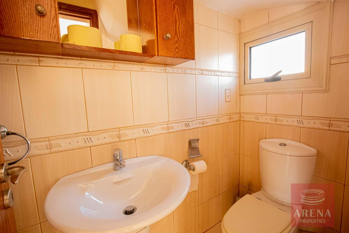 house in Ayia Thekla - guest WC