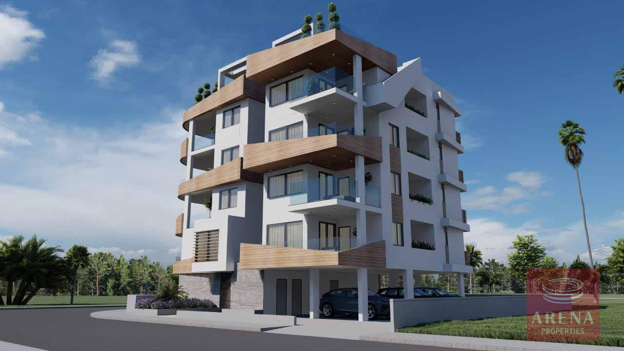 new flats in larnaca
