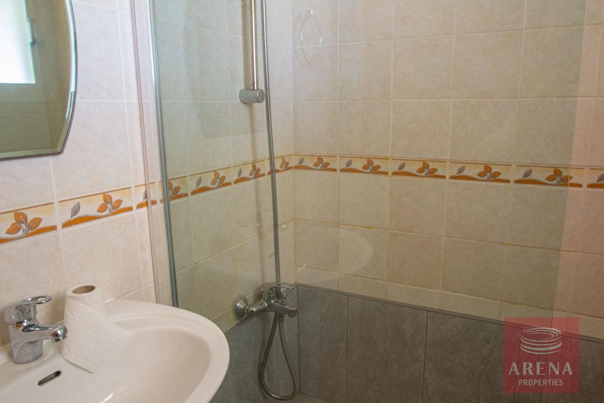 ground floor apt in kapparis - bathroom