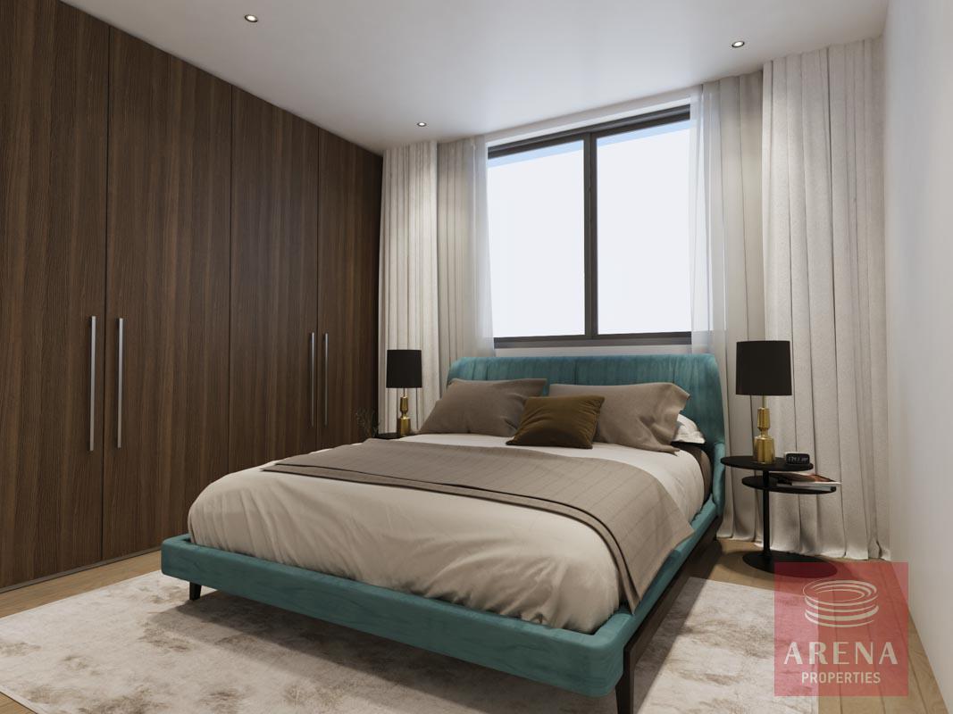 Apartment in Sotira - bedroom
