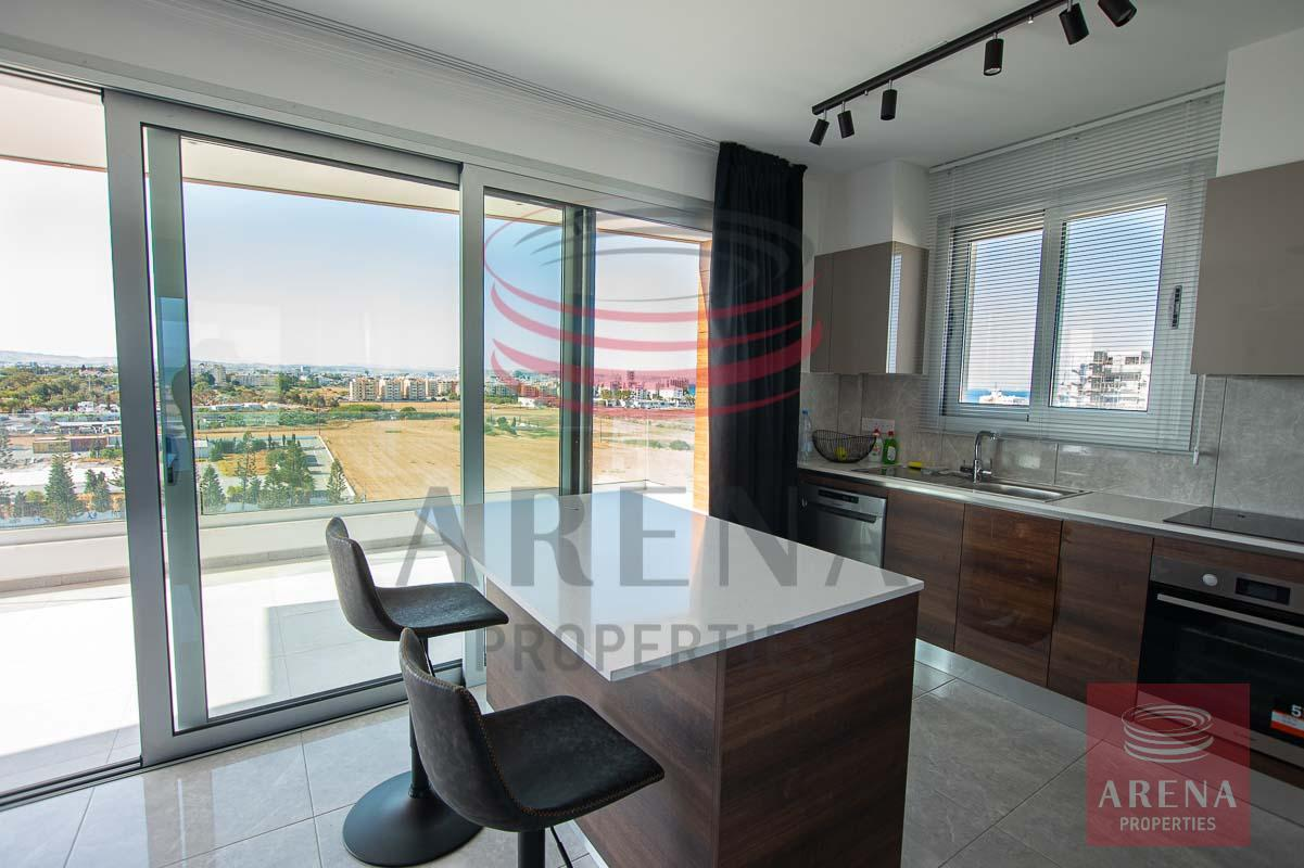 penthouse for rent - kitchen