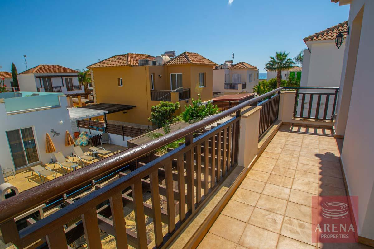 Villa in Ayia Thekla for Sale - balcony