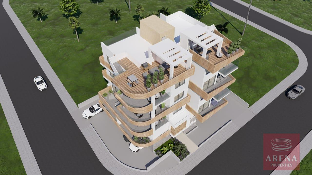 new project in larnaca