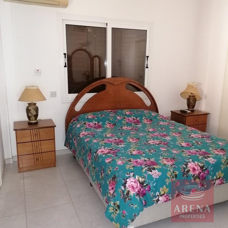 2 bed villa in ayia thekla - bedroom