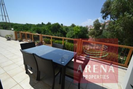 5 bed villa in pernera - veranda
