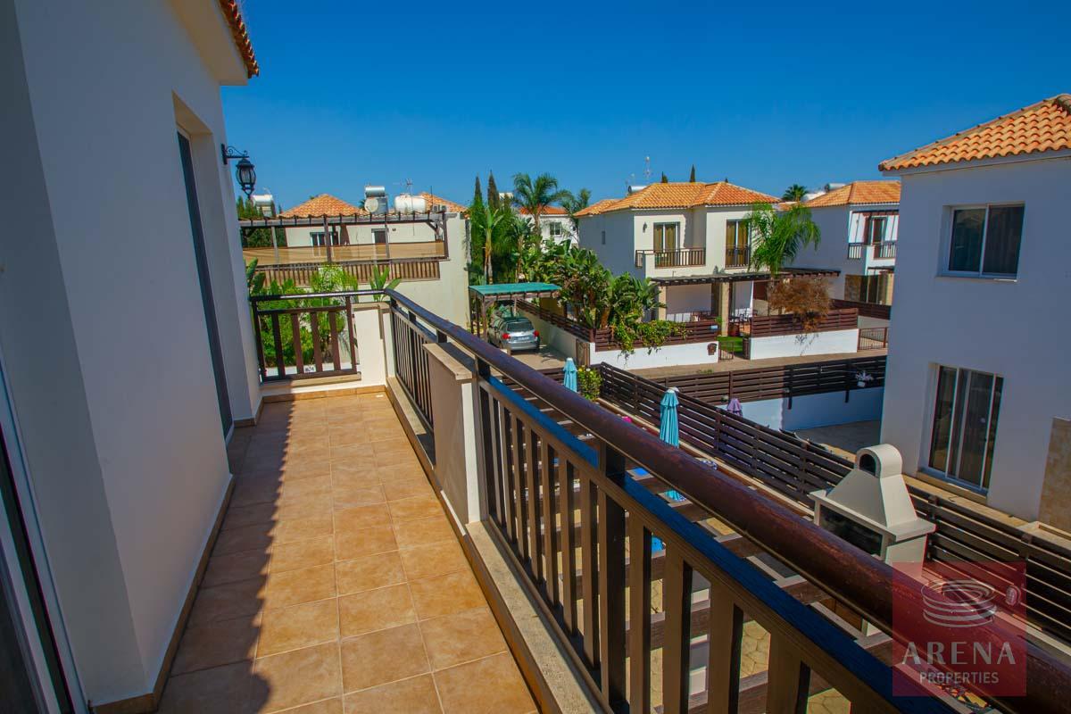 Villa in Ayia Thekla - balcony
