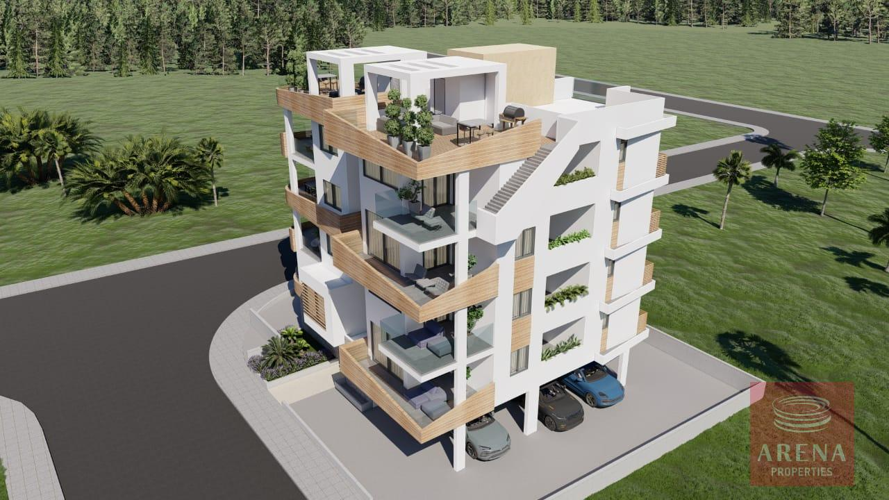 2 bed apt for sale in larnaca