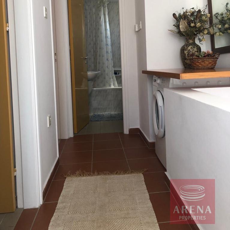 2 bed villa in pervolia - hallway