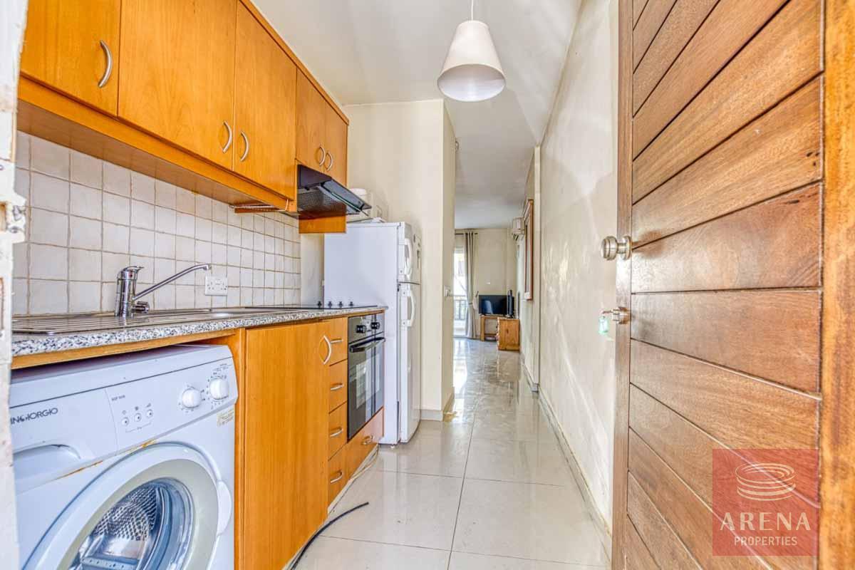 studio in paralimni - kitchen