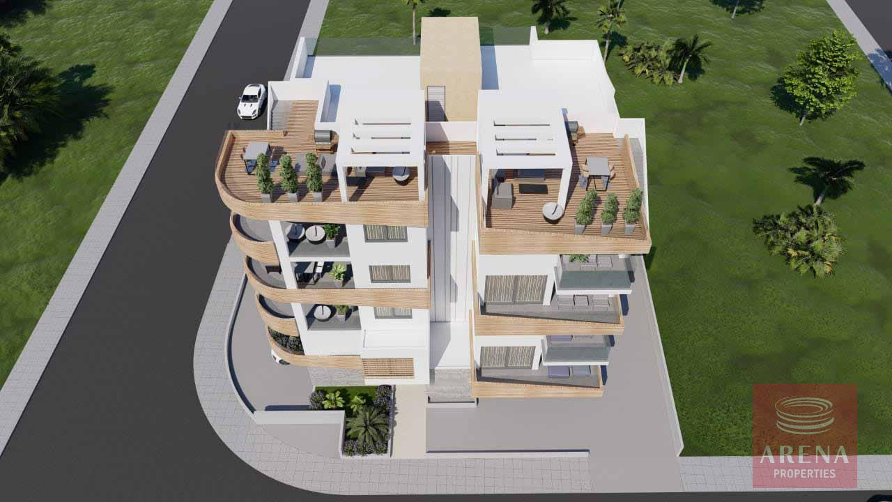 1 bed apt for sale in larnaca