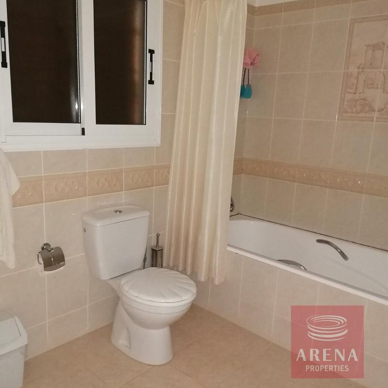 2 bed villa in ayia thekla - bathroom