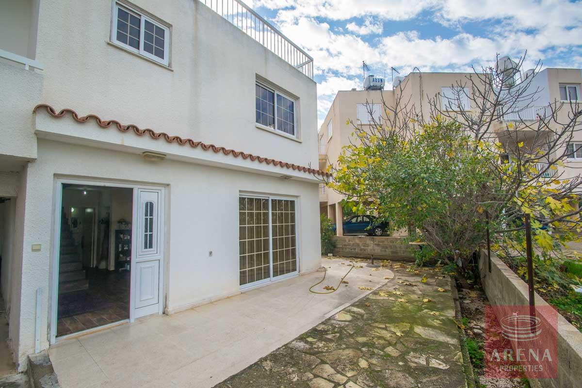 4 bed townhouse in Paralimni for sale