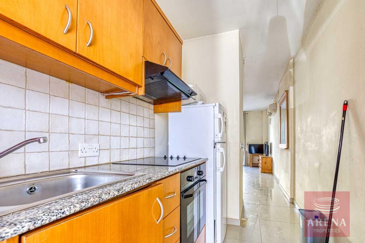 studio in paralimni for sale - kitchen