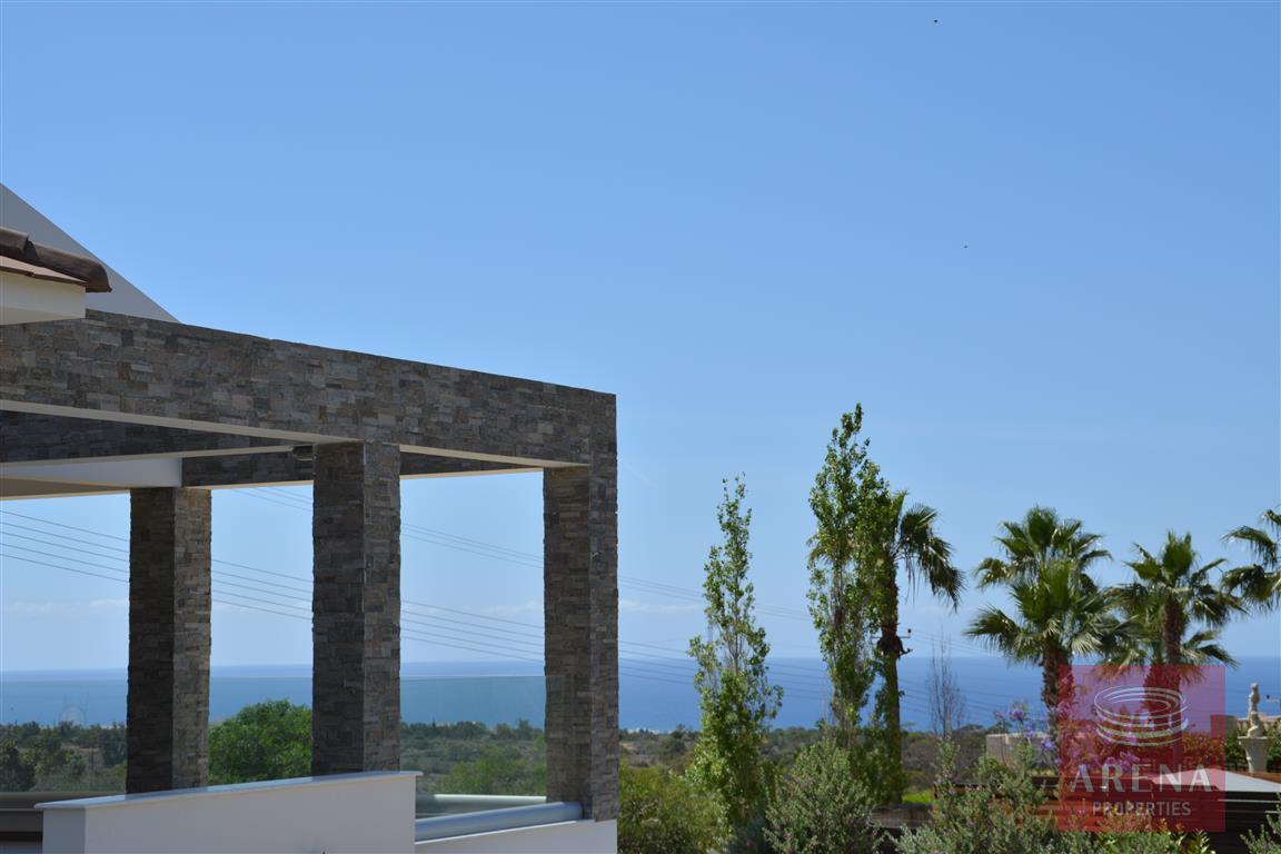 4 bed villa in kokkinos gremmos - sea views