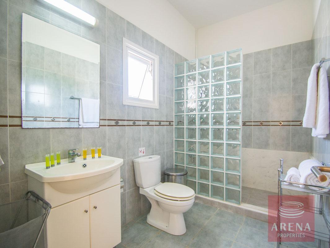 4 bed villa in ayia thekla - bathroom