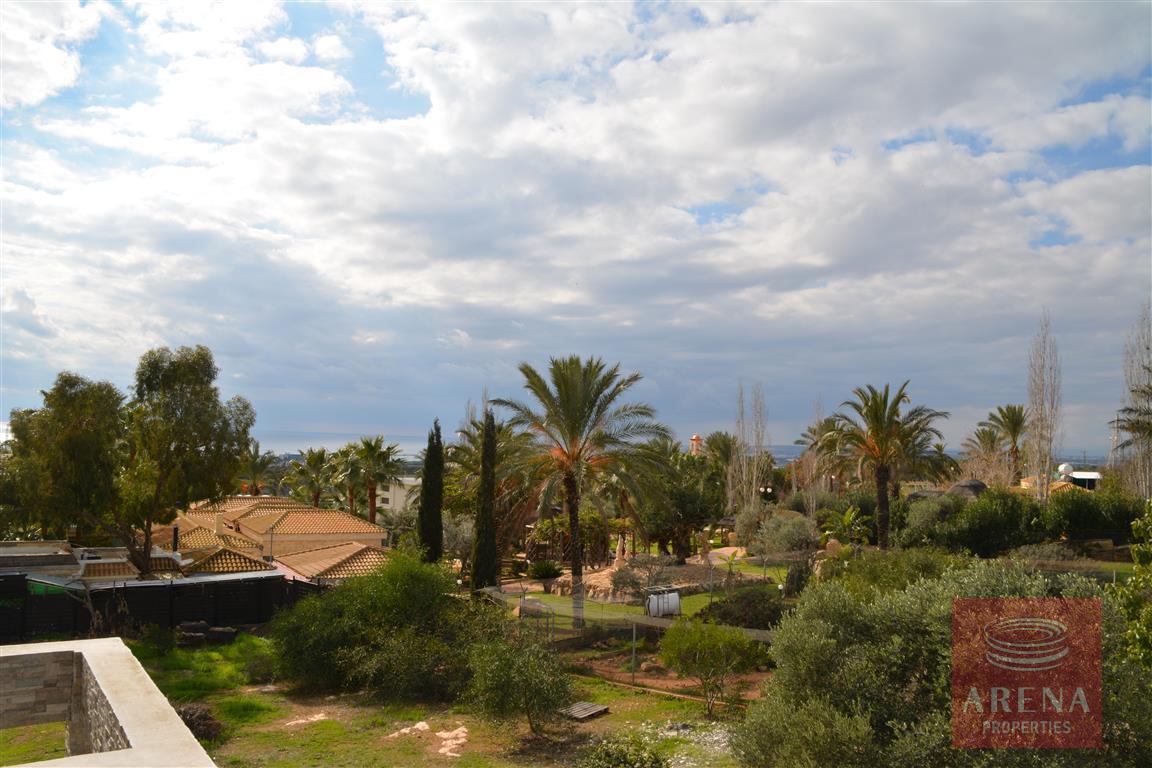 villa for sale in cyprus - garden