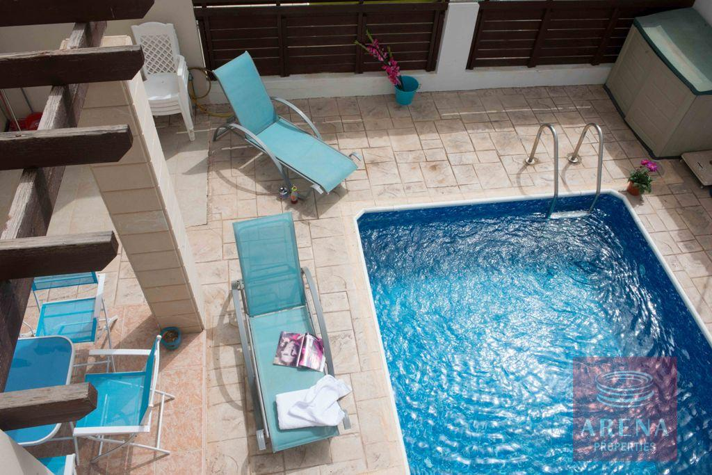 2 bed villa in pernera - pool