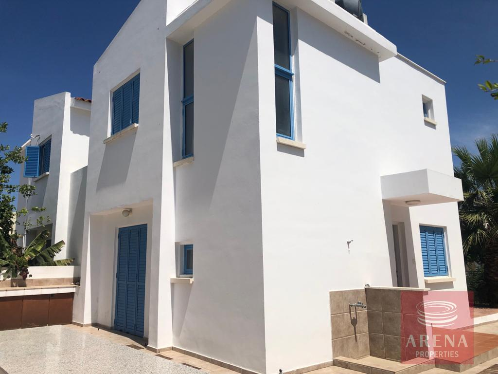 2 bed villa in pervolia for sale