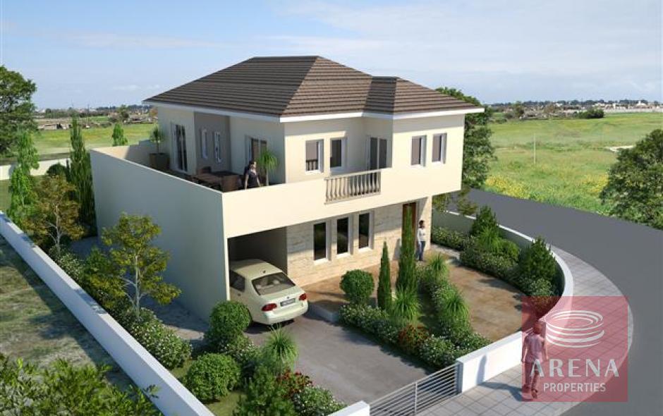 4 bed villa in derynia for sale