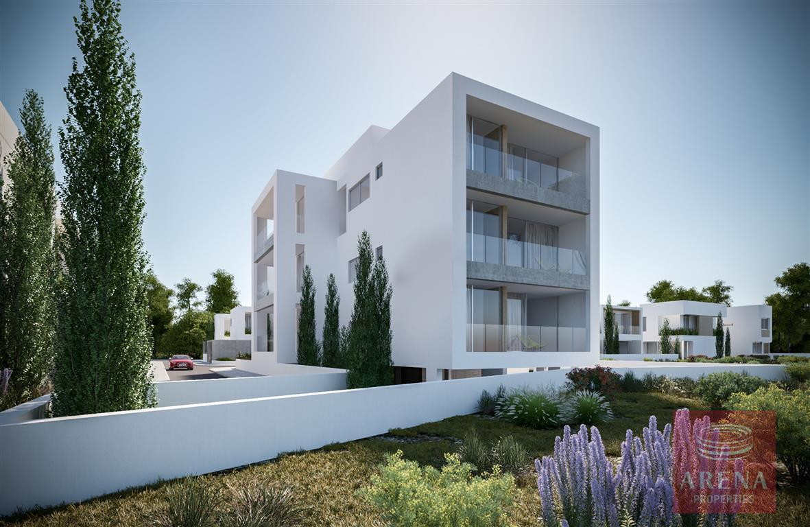 New apartments in Kapparis for sale