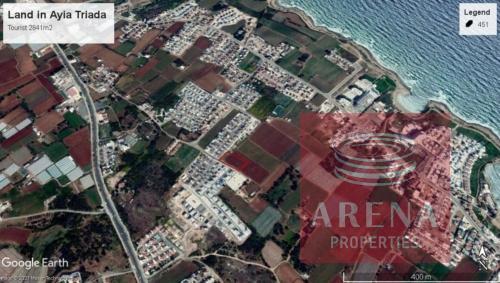 Land in Ayia Triada for sale