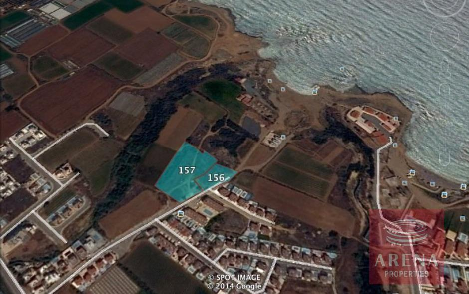 land in kapparis for sale