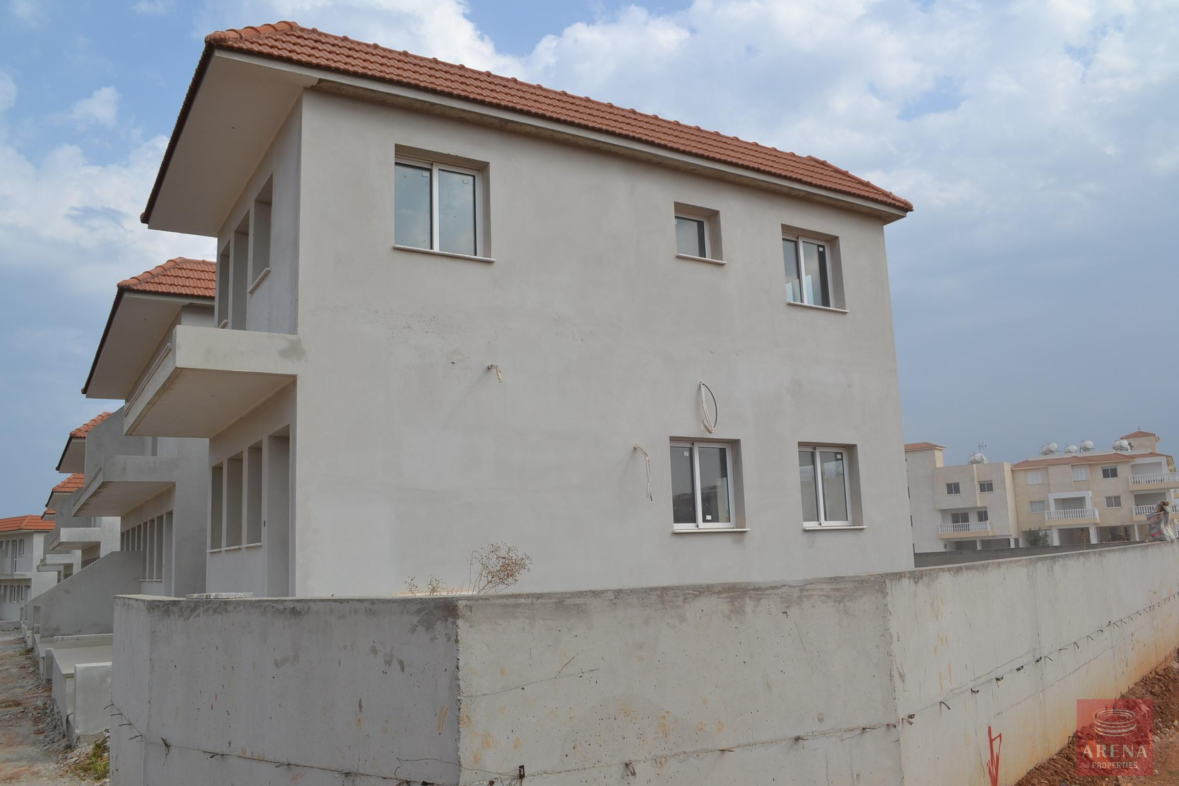 new 2 bed villa in Kapparis for sale