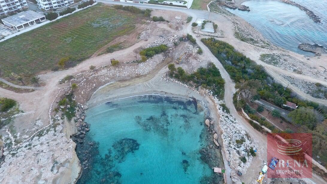 seafront flats for sale in protaras