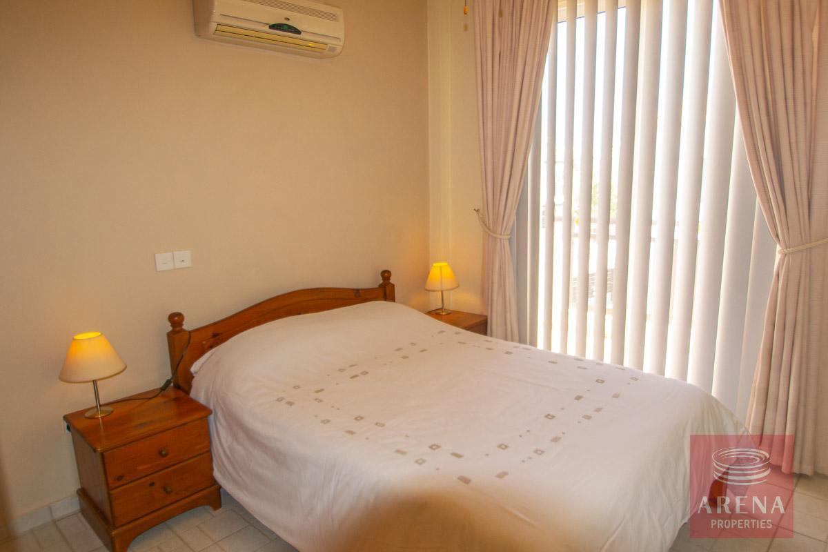 house in ayia thekla - bedroom