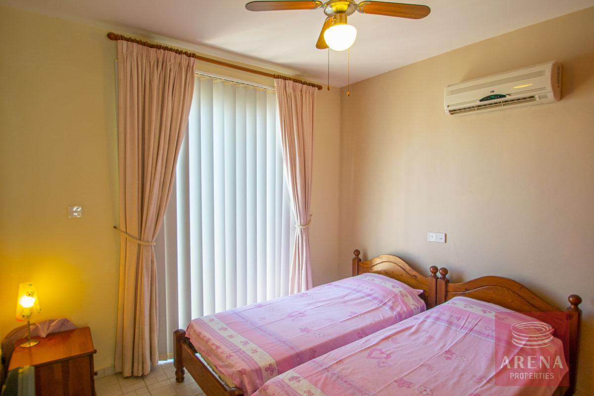 3 bed house - bedroom