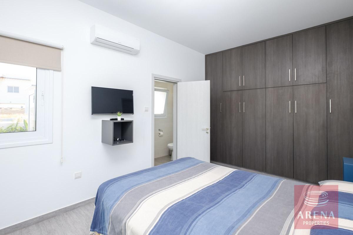 villa in vrysoulles - bedroom
