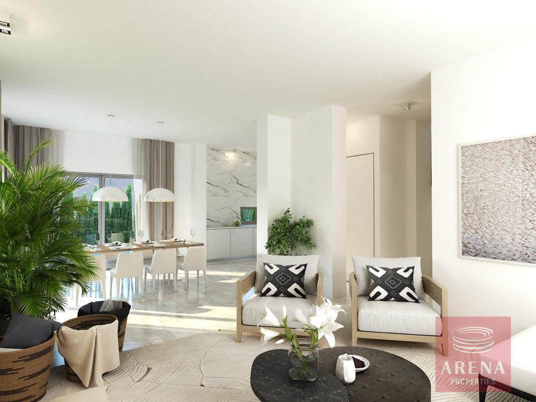 villa in Frenaros for sale - living area