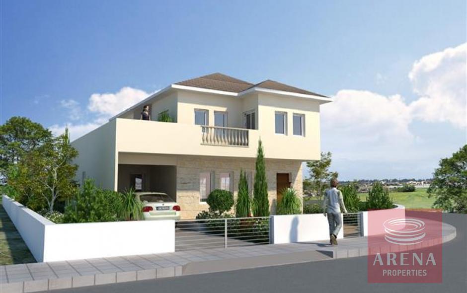 4 bed villa in derynia to buy