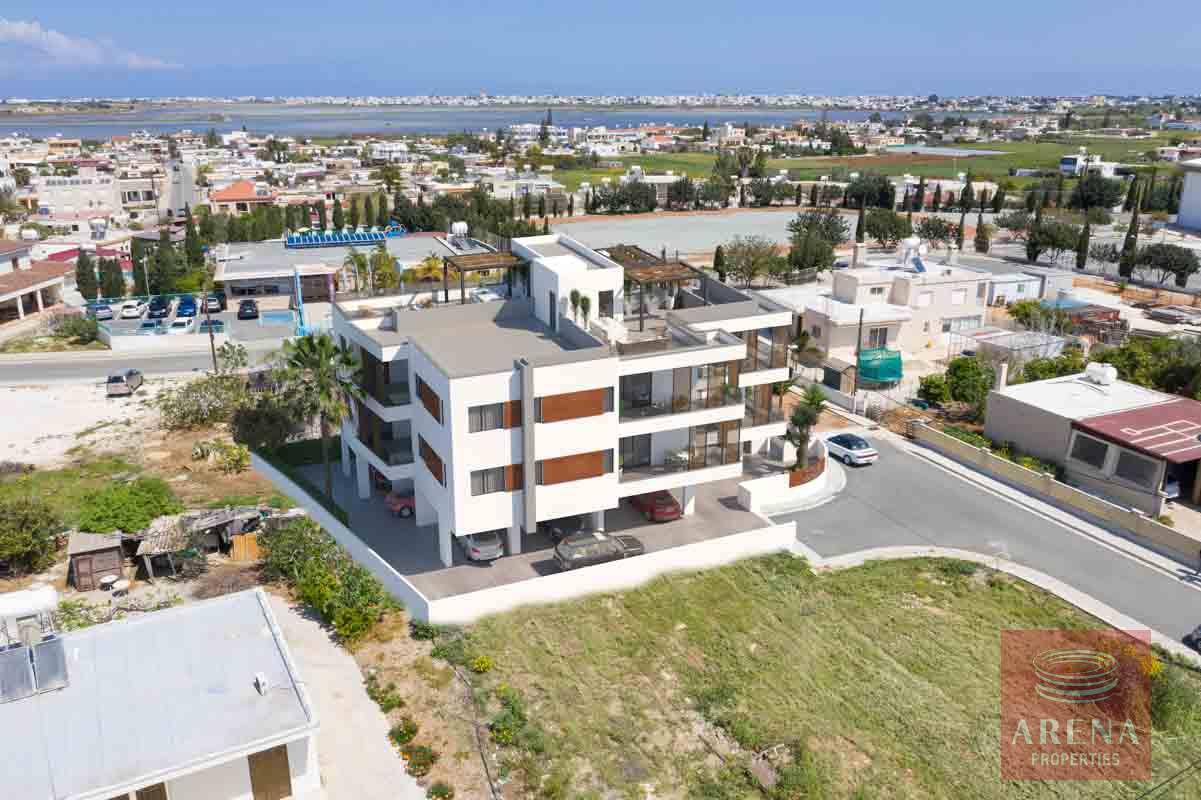 New apartments in Sotira