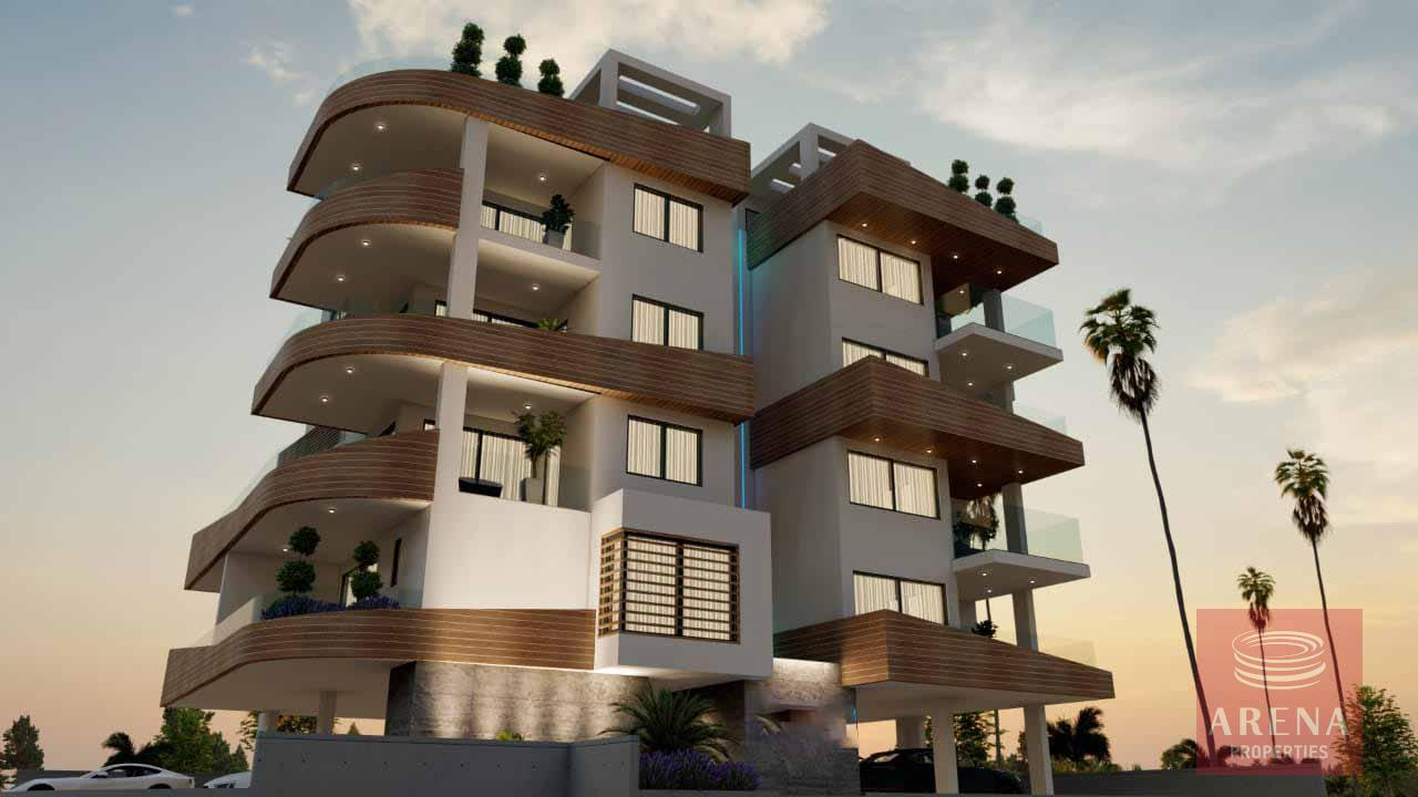 new aPARTMENTS IN LARNACA FOR SALE